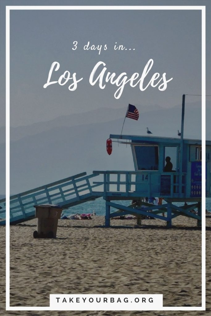 3 days in L.A. - What to do - Hollywood Boulevard | Sunset Boulevard | Eating in L.A. | Drinking in L.A. | Santa Monica Beach | Venice Beach | UCLA #la #losangeles #california #hollywood (1)