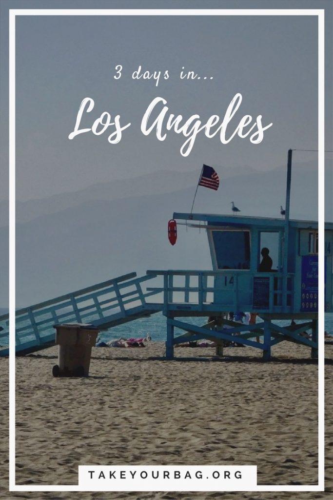 3 days in L.A. - What to do - Hollywood Boulevard | Sunset Boulevard |Eating in L.A. | Drinking in L.A. | Santa Monica Beach | Venice Beach | UCLA #la #losangeles #california #hollywood (1)