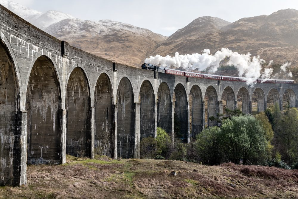 2018 Travel Resolutions: Take more trains