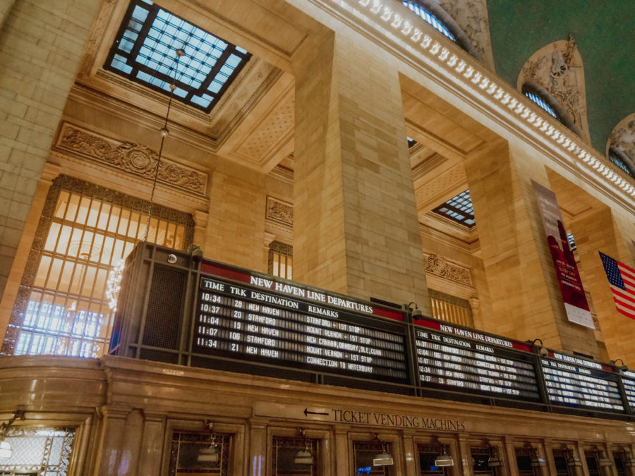Off the beaten path things to do in NYC A view of Grand Central Station