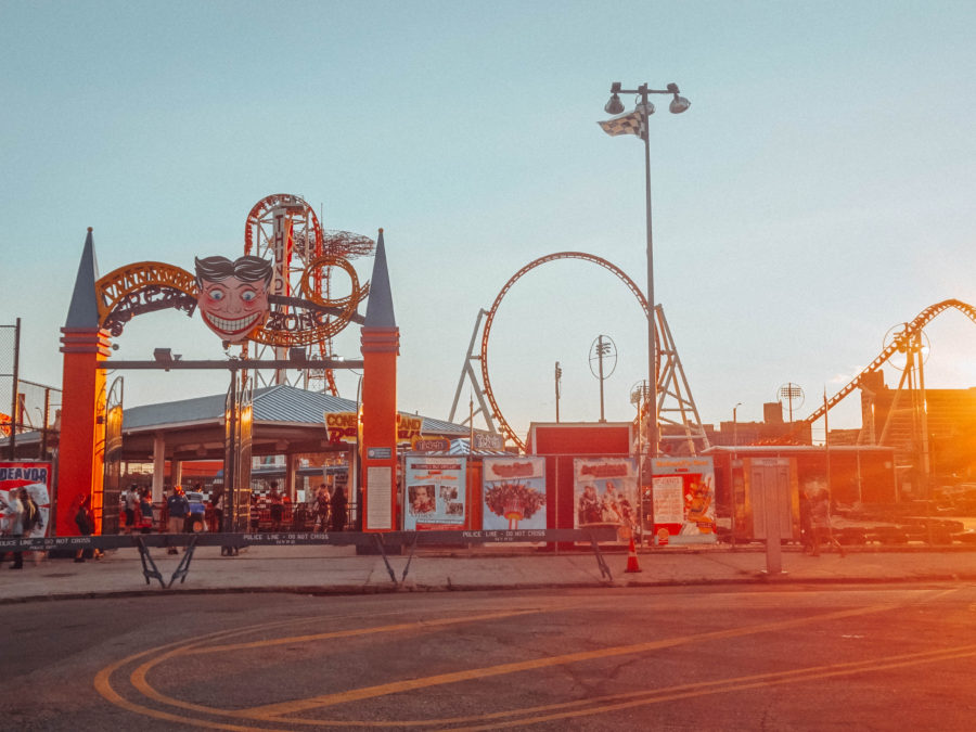 Off the beaten path things to do in New York the rollercoaster at Coney Island