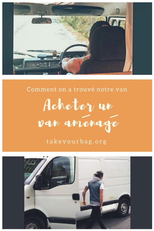 Comment acheter un van aménagé | Trouver un fourgon camping car en France |Où acheter un van aménagé d'occasion en France | #vanlife #voyage #van #fourgon
