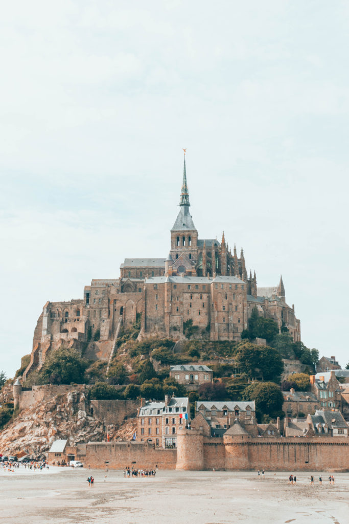 Just a short drive: Saint-Malo Mont Saint-Michel