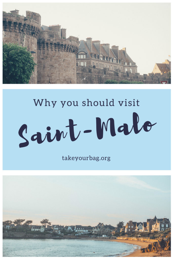 Visit Saint-Malo | St Malo beaches | Day trip to Saint Malo | A weekend in Saint Malo