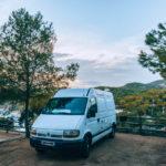 Van life for beginners like us!