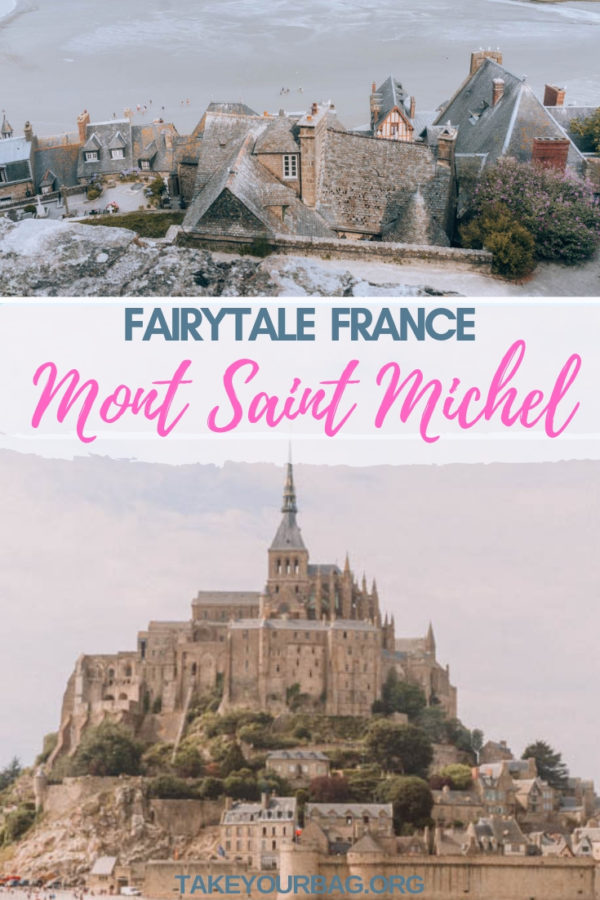 Fairytale France | Gorgeous places in France | Mont Saint Michel fairytale island and castle | Mont Saint Michel abbey