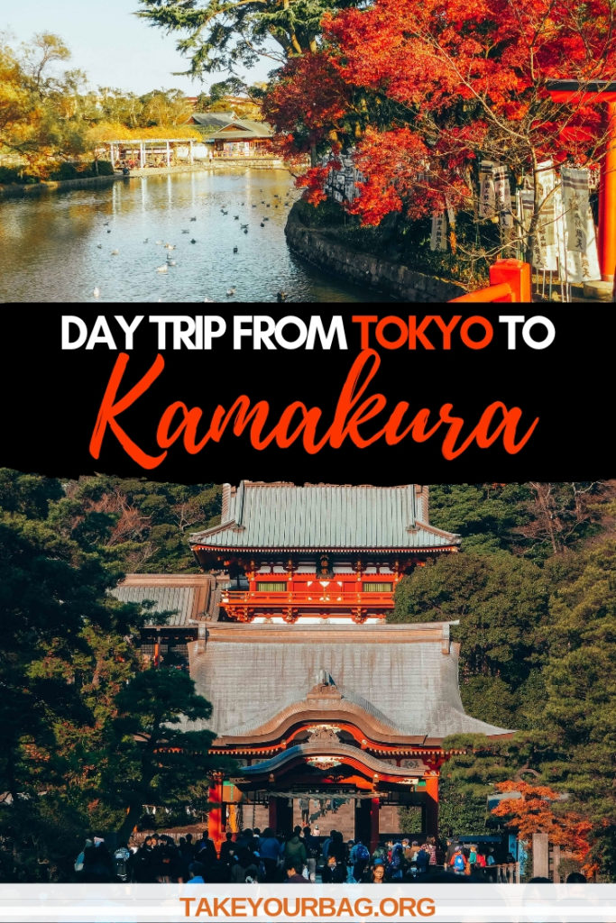 Day trip from Tokyo to Kamakura | Best temples and shrines to visit in Kamakura, see the great Buddha and have a great day trip with a feel of old Japan!