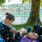 Balade au lac de Paladru depuis Grenoble en famille