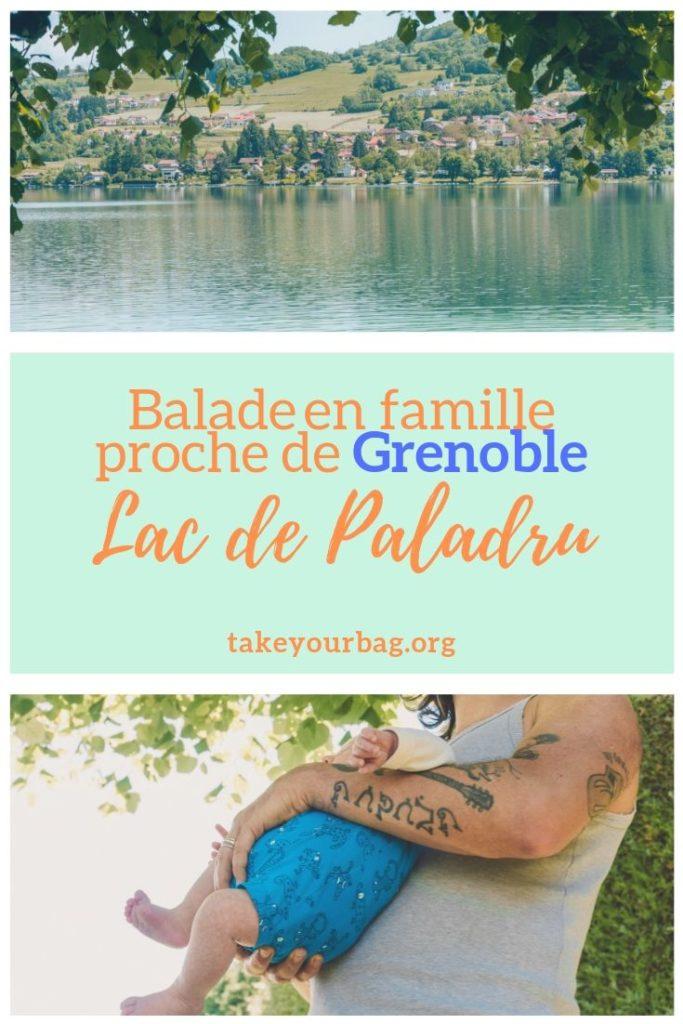 Balade en famille au lac de Paladru Pinterest