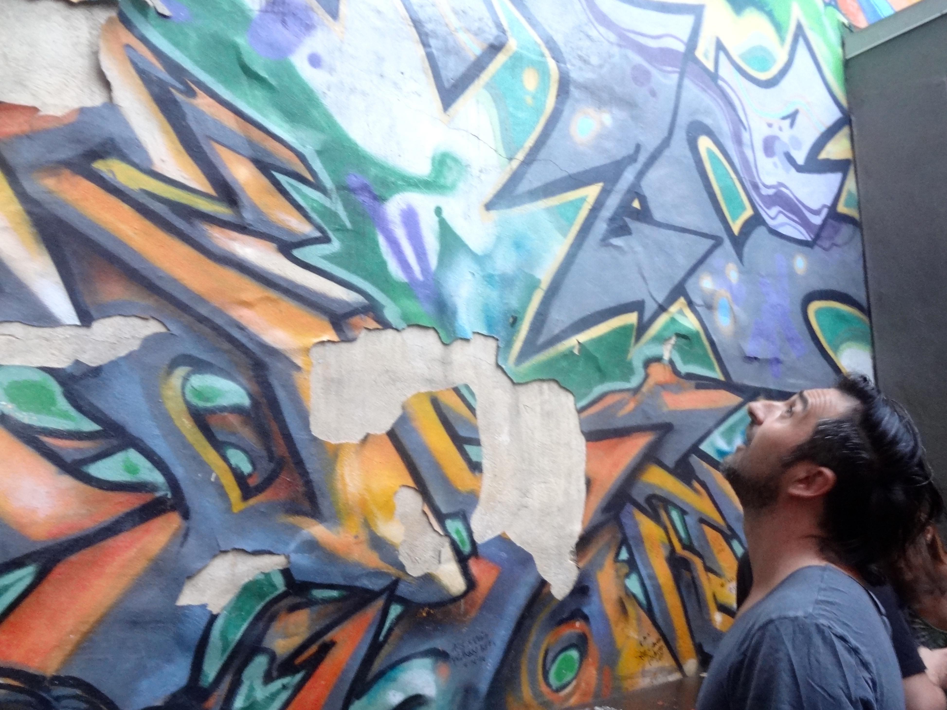 Graffiti Bar
