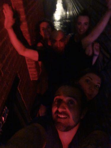 Fun night in Philadelphia