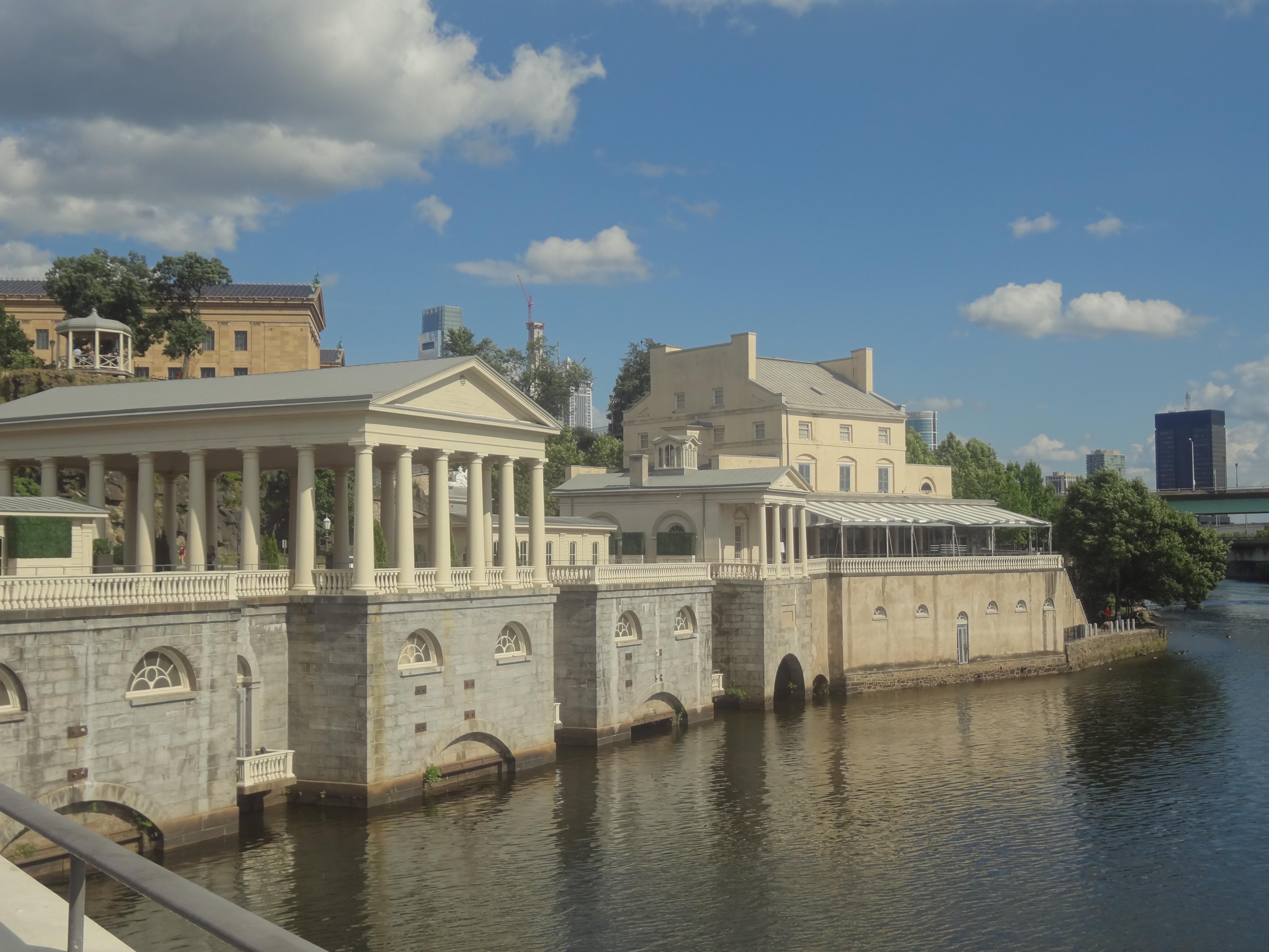 Water House - Philadelphia
