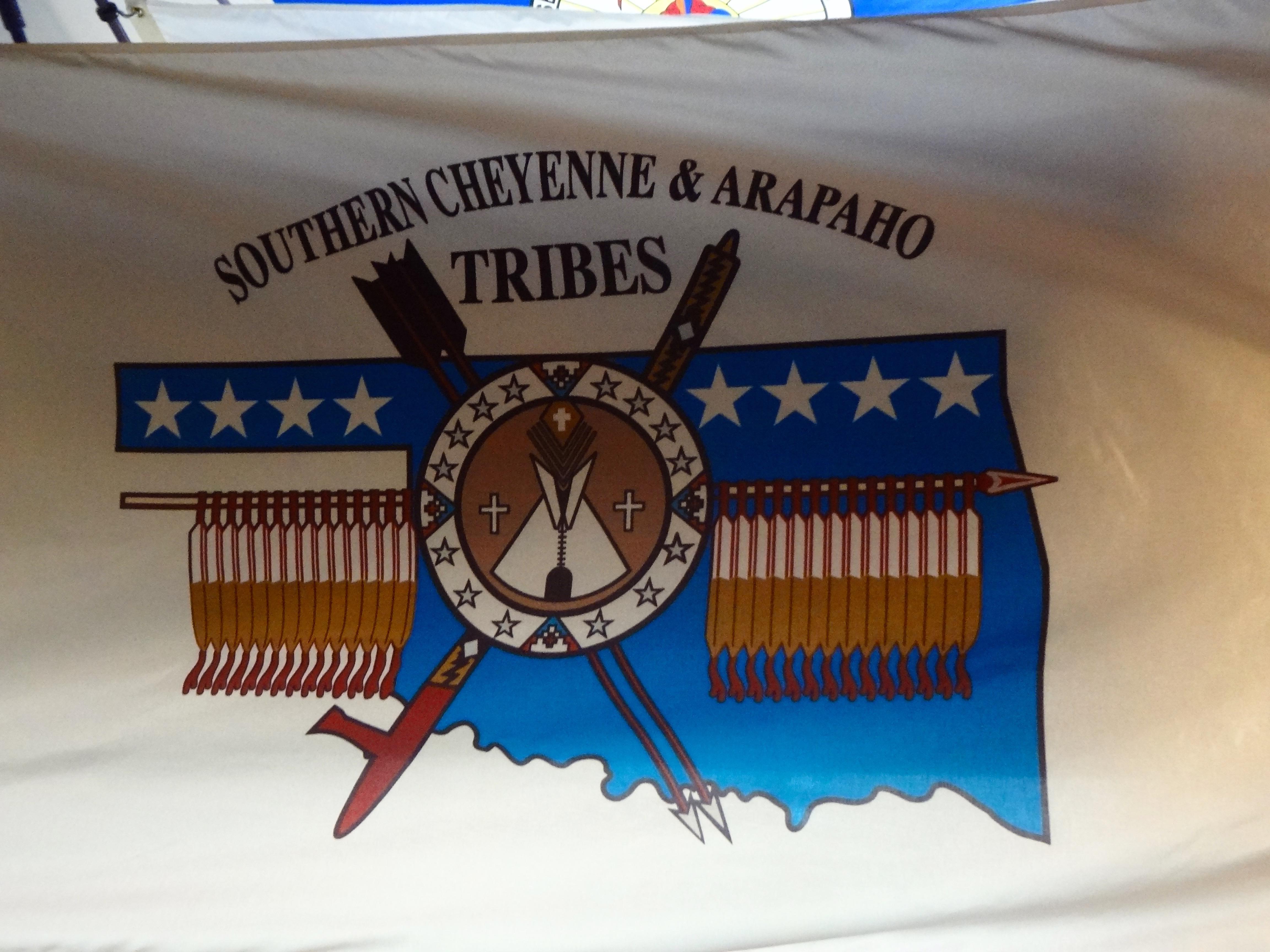 Southern Cheyenne Flag