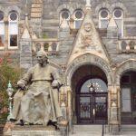 Una giornata a Georgetown : l'Università & la città