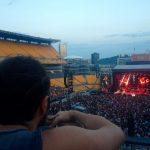 Pittsburgh : le concert des Guns n Roses