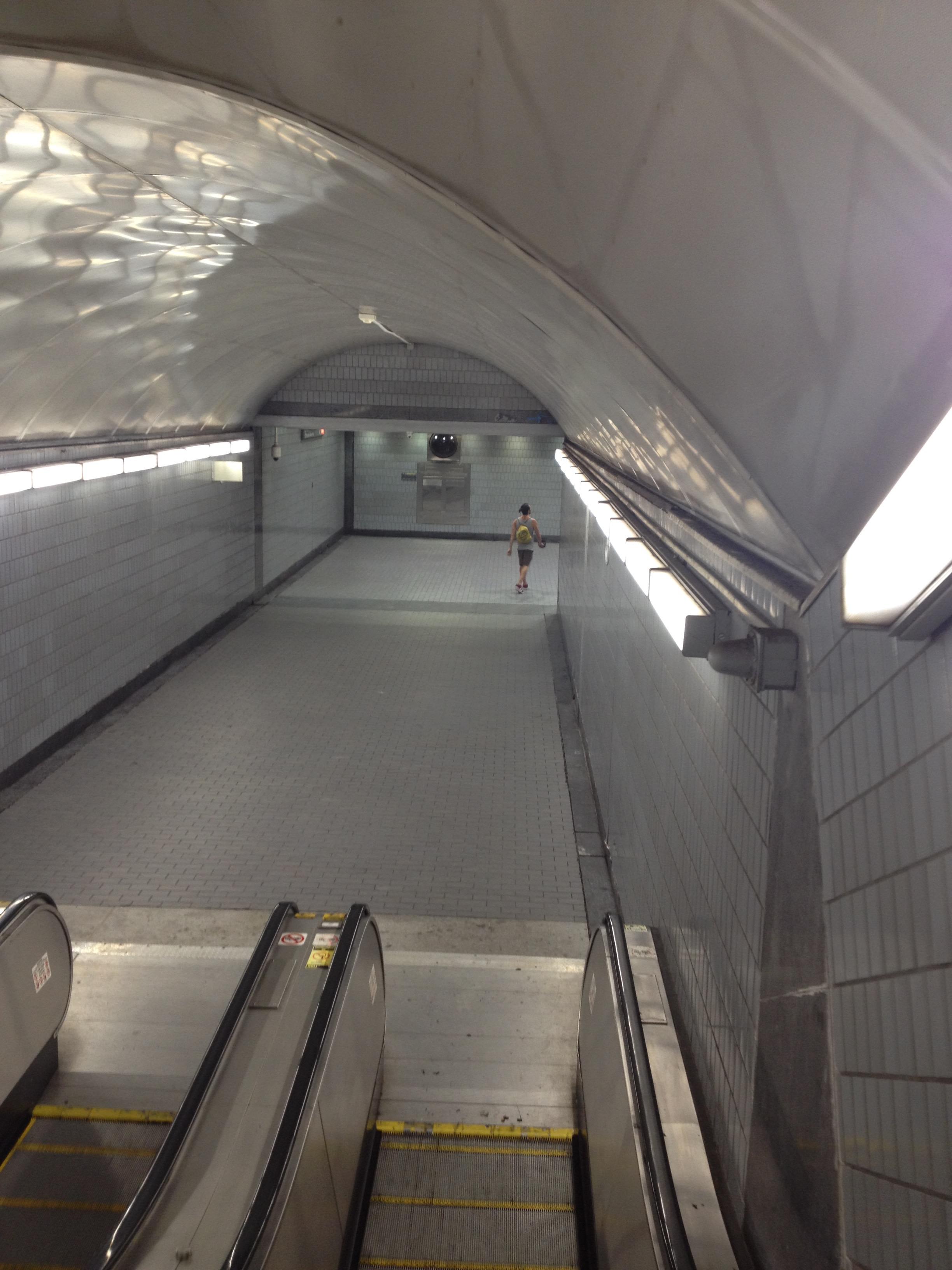 Atlanta Metro Station