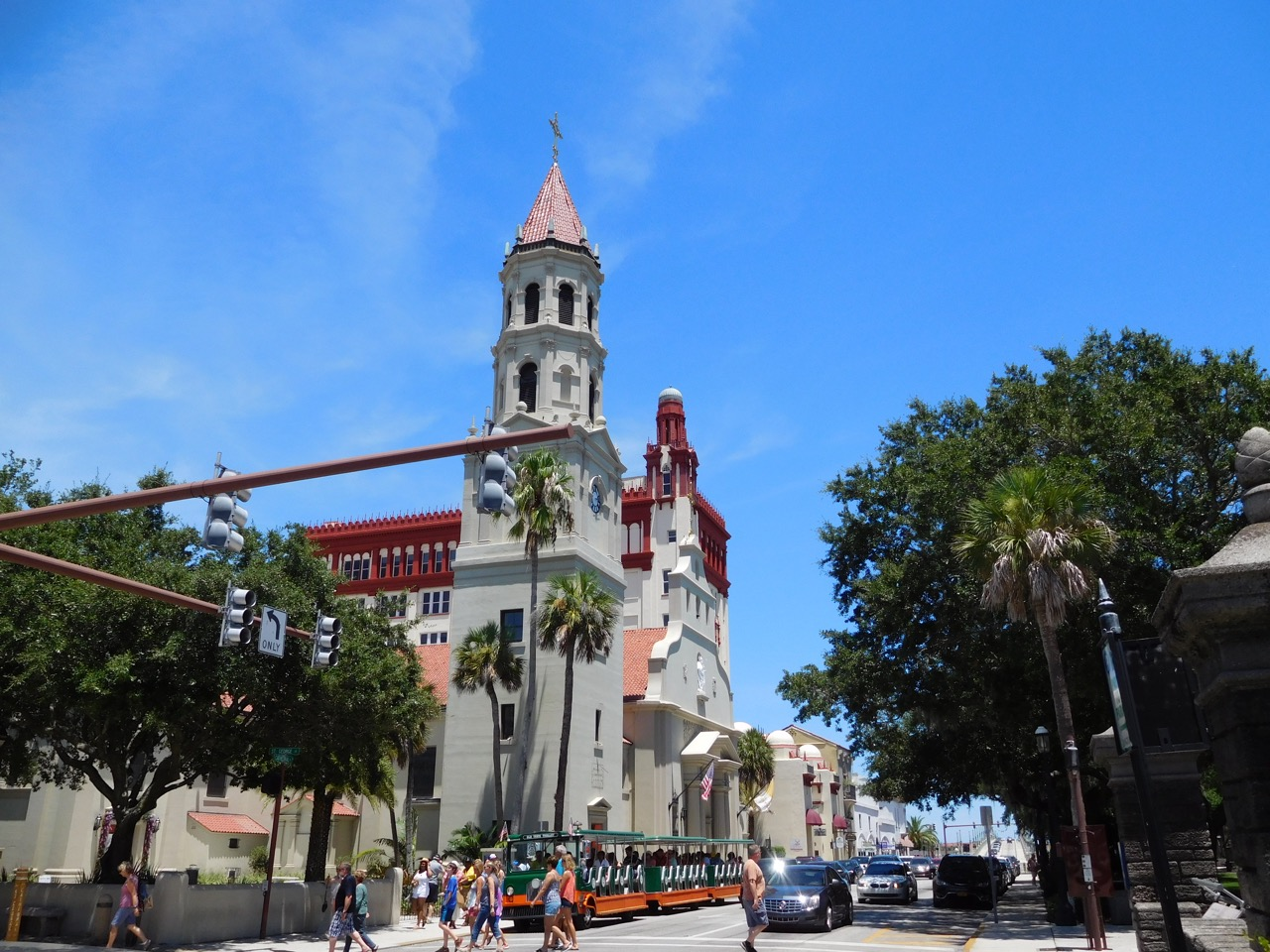 The Cathedral Basilica of St Augustine