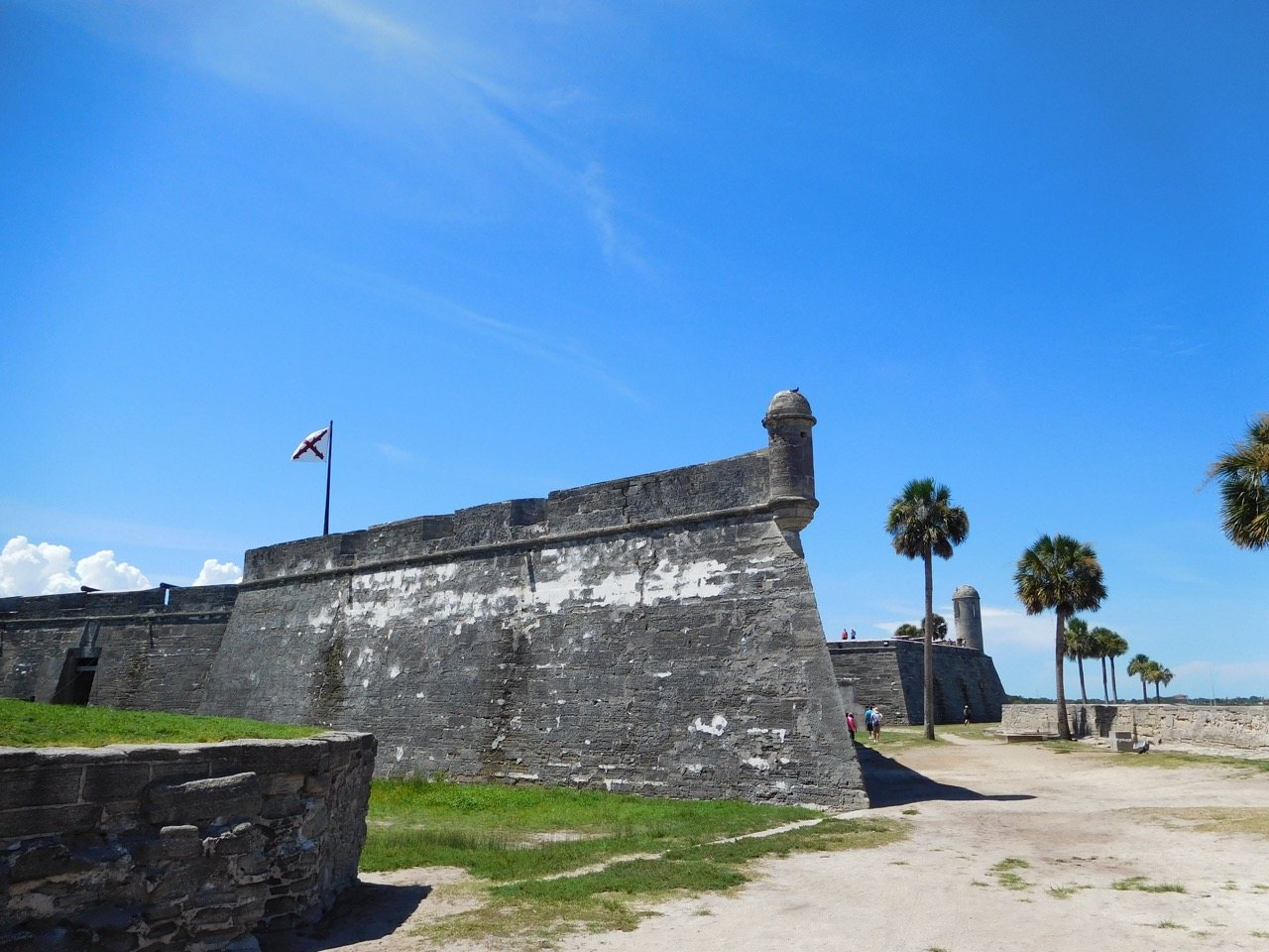 The Fort Matanzas