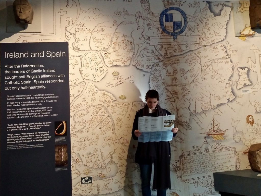 Learning more about Ireland at Ulster Museum