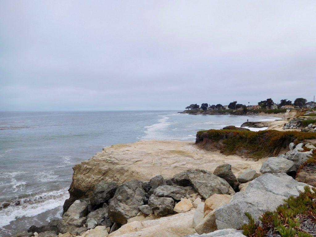 Santa Cruz Photo Diary: the sea