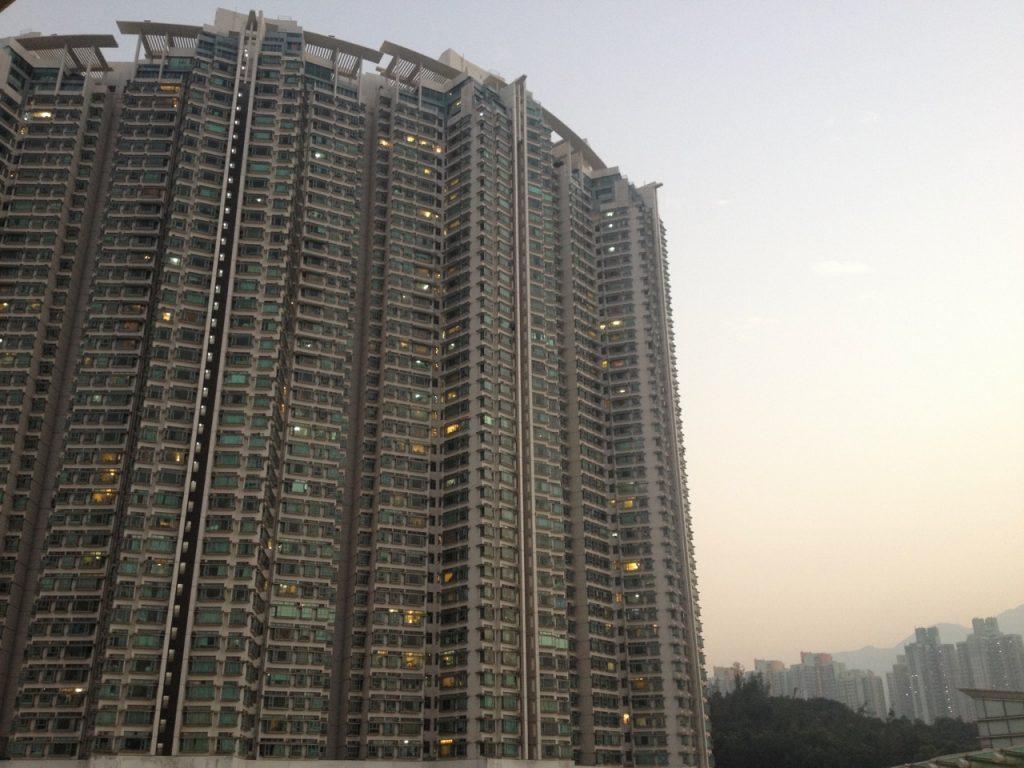Buildings Hong Kong