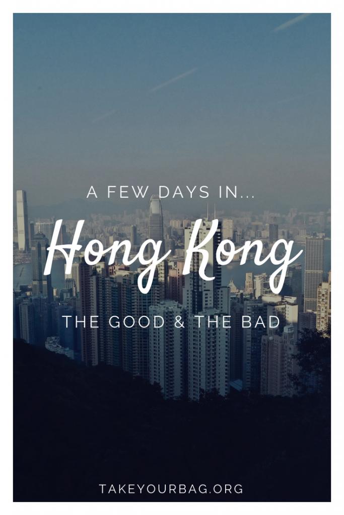 A few days in Hong Kong   What to do in Hong Kong   Where to eat in Hong Kong   Visit the Big Buddha in Hong Kong  Go to Victoria Peak in Hong Kong