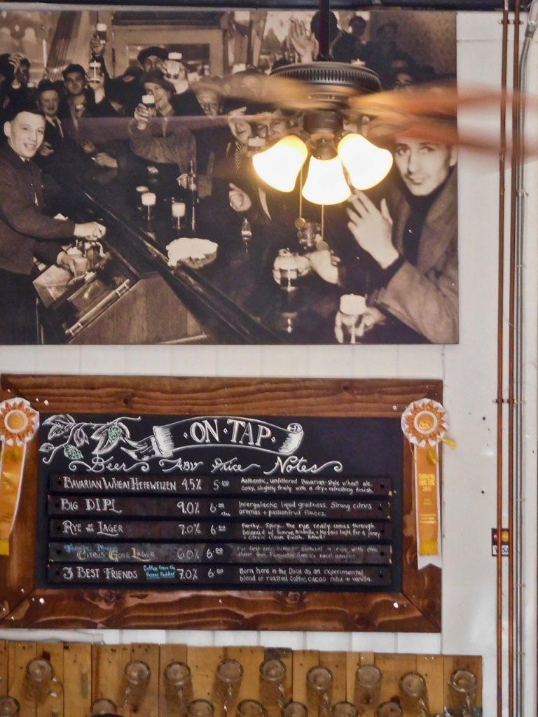 Sudwerk Brewery in Davis