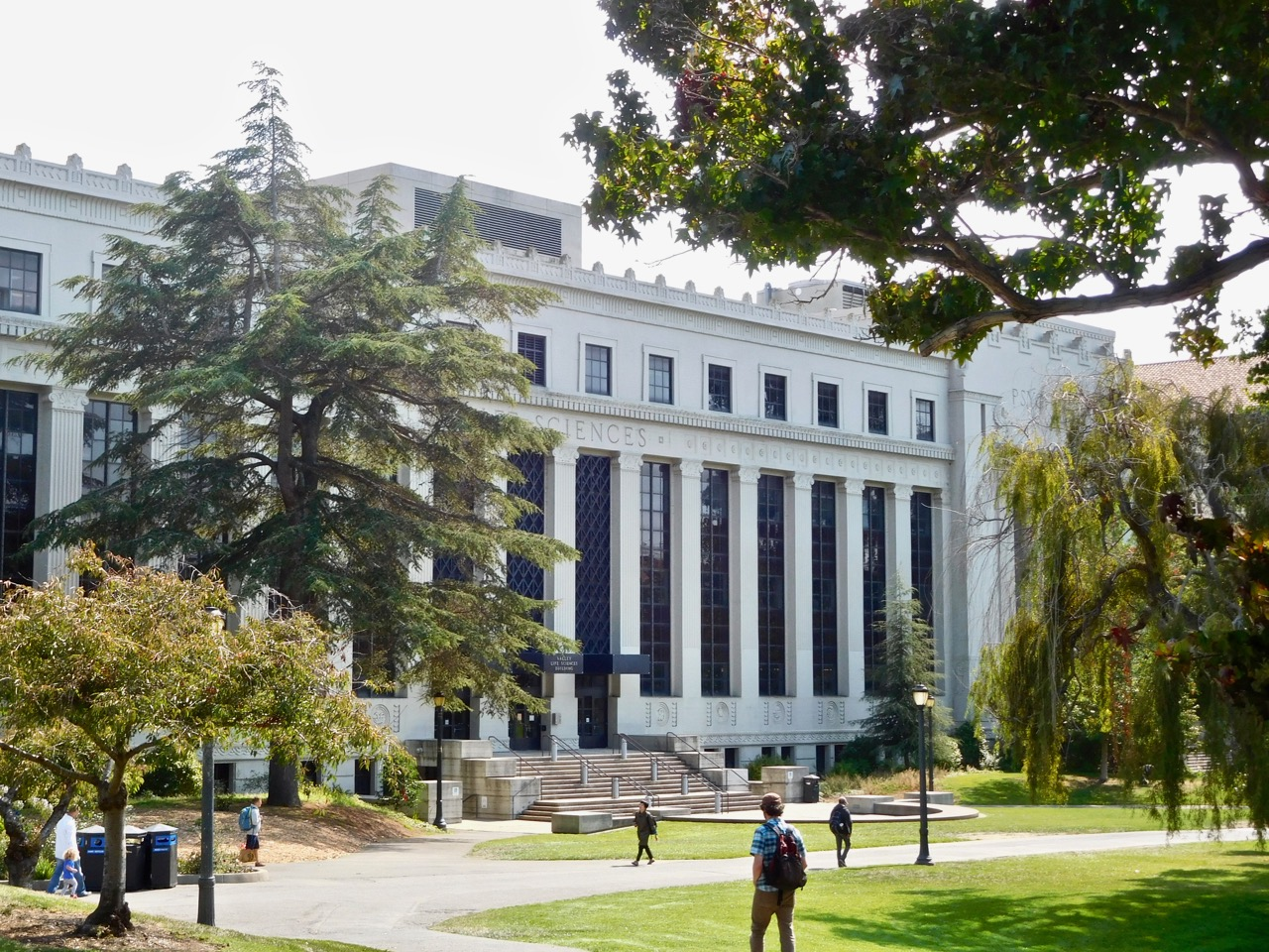 Berkeley university sciences building