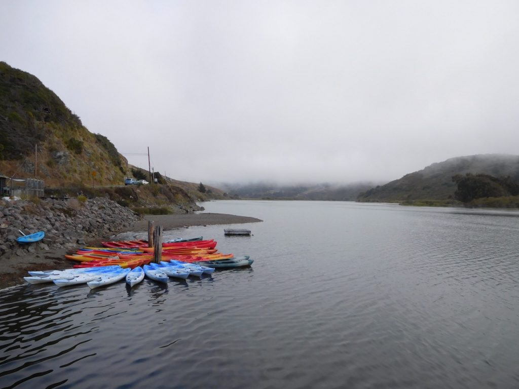 Do kayak in Jenner by the Sea