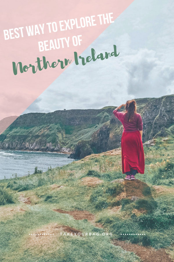 The best way to explore Northern Ireland | You may not be a fan of Game of Thrones, but this filming location bus tour includes some of the most beautiful places to see in Northern Ireland so trust us and get some magic in your life with Carrick-a-Rede rope bridge, the Causeway Giants, the Cushendun Caves and many beautiful Northern Irish sights! #northernireland #ni #travel #ireland #got #gameofthrones