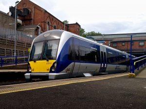train to Portrush
