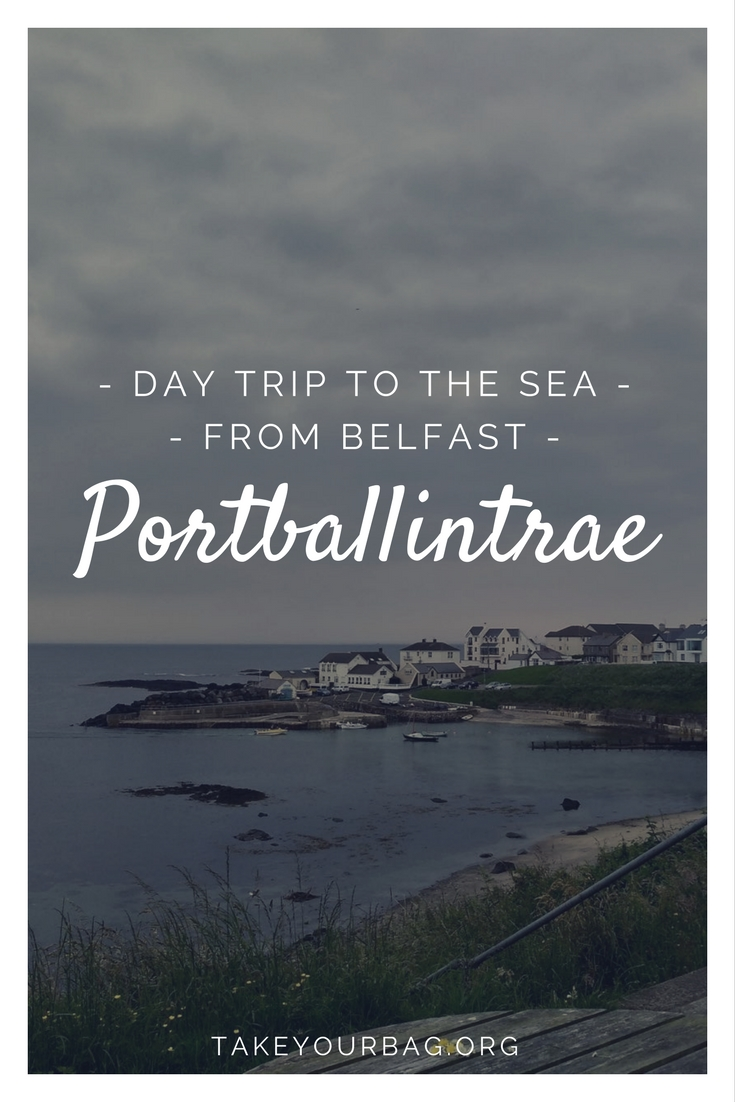 Portballintrae | Day trip to the sea from Belfast | Cutest town in Northern Ireland | Lissanduff Earthworks | Coast Causeway