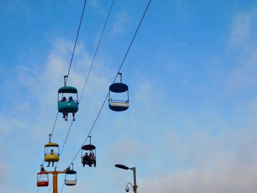 A few days in Santa Cruz - Boardwalk Amusement Park [01]