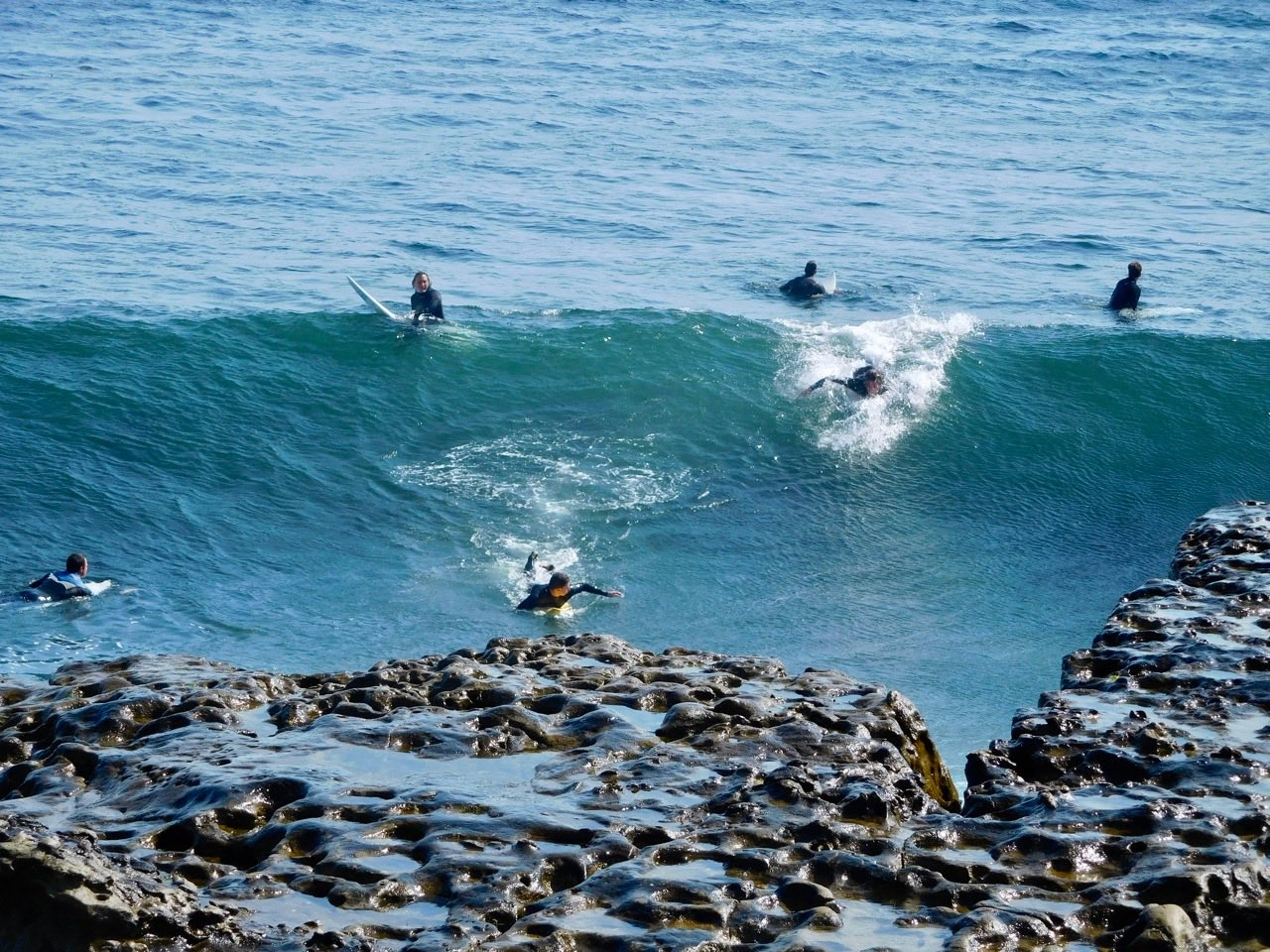 A few days in Santa Cruz - Surf Museum and surfers (01)