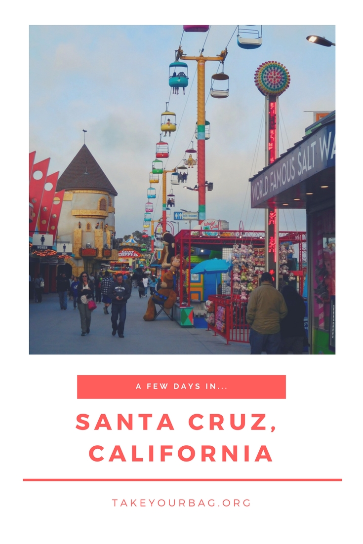 Santa Cruz California | What to do in a few days | Boardwalk Amusement Park | Beach | Surf Museum and surfers | Vegan Food | UCSC university | #santacruz #california #surfing #vegan [1]