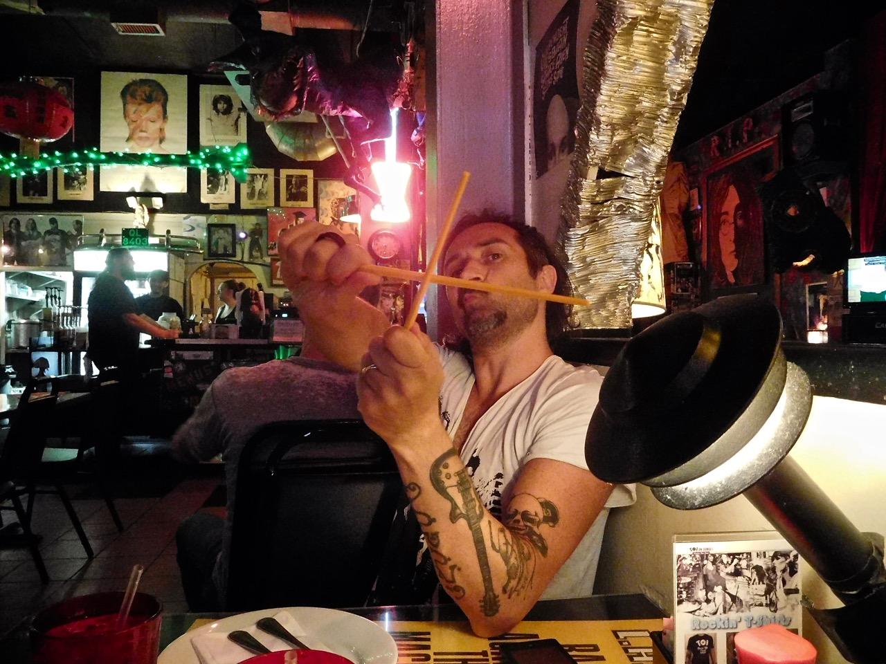 3 Days in L.A. - Toi Thai Food Restaurant (3)