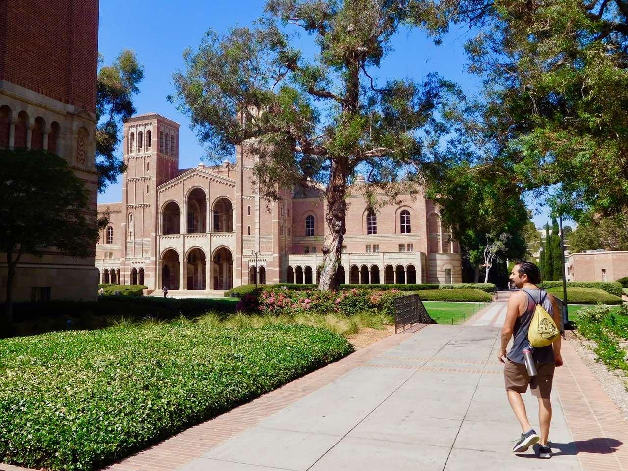 3 Days in L.A. - UCLA Campus (2)