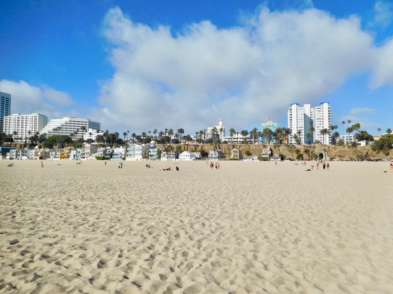 3 Days in L.A. - Santa Monica Beach (4)