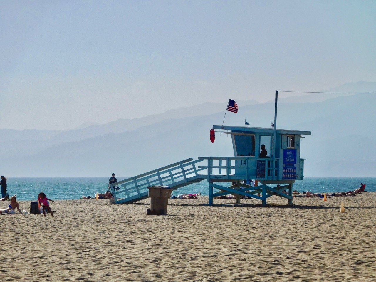 3 Days in L.A. - Santa Monica Beach (5)