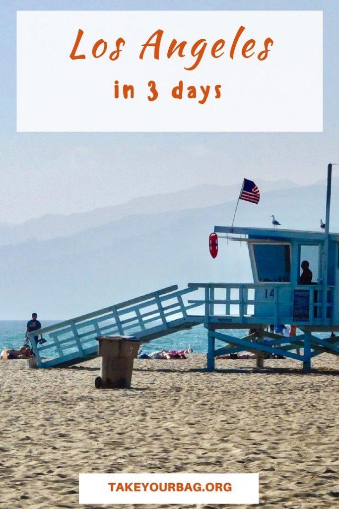3 days in L.A. - What to do - Hollywood Boulevard | Sunset Boulevard |Eating in L.A. | Drinking in L.A. | Santa Monica Beach | Venice Beach | UCLA #la #losangeles #california #hollywood (3)