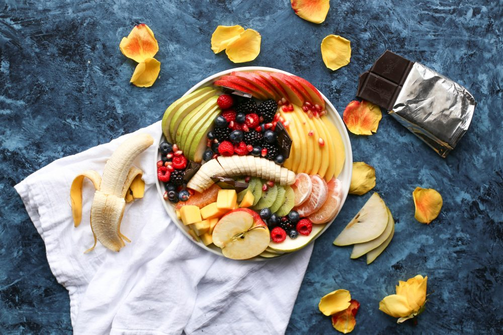 2018 Resolutions: Eating more fruits and veggies