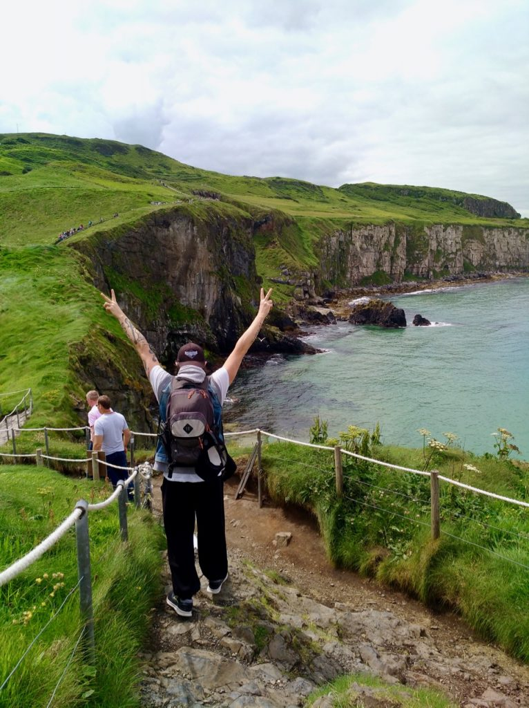 Carrick-a-Rede Northern Ireland Belfast 2017