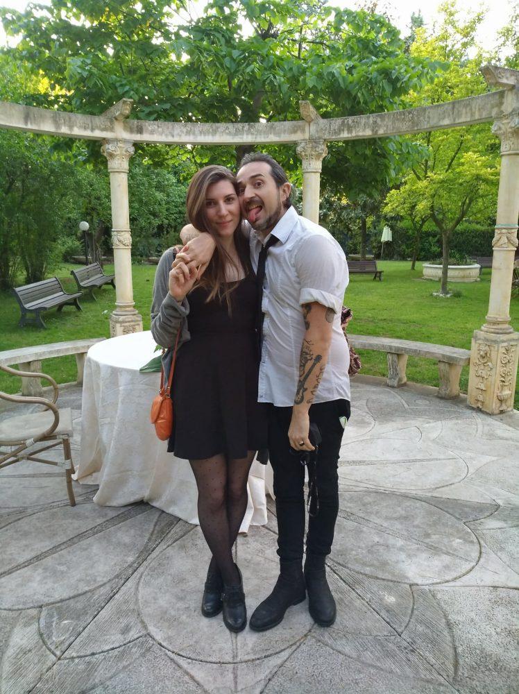 Friends wedding in Rome 2017