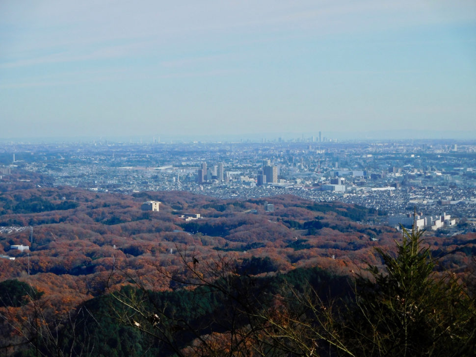 Amazing view of Tokyo from Mount Takao, the reason why it should be on your Tokyo itinerary