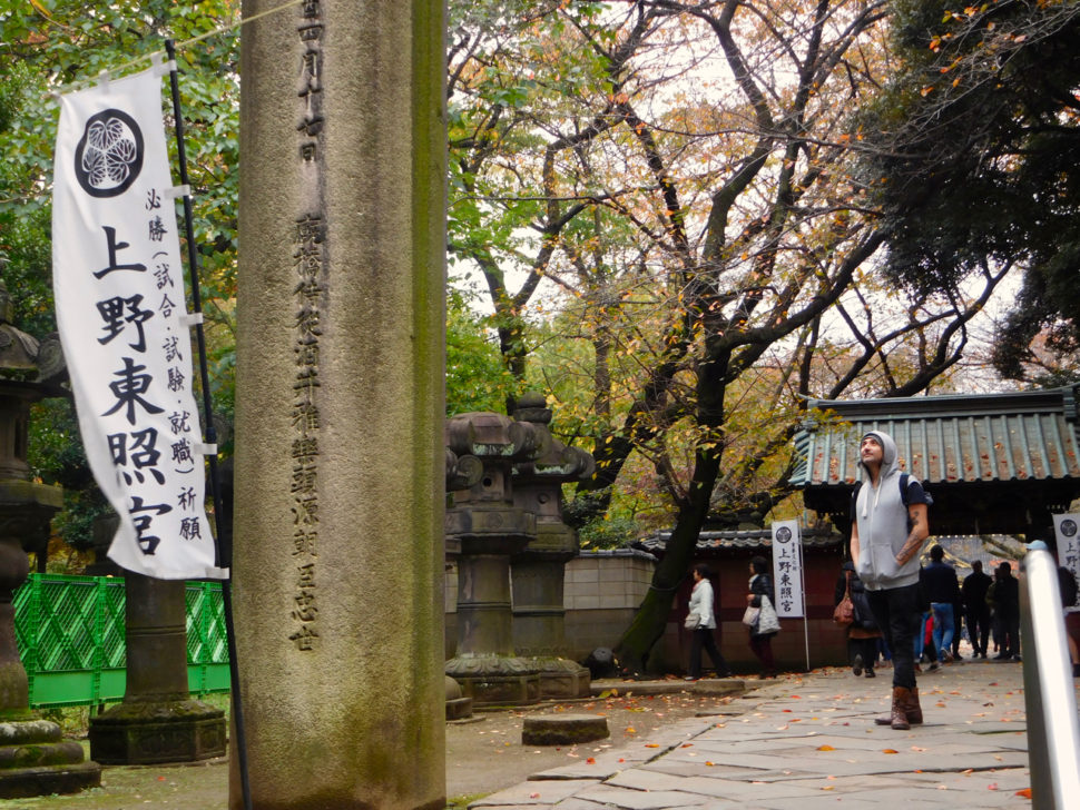 Take a walk in Ueno Park to check out all the temples and shrines, Ueno, Tokyo