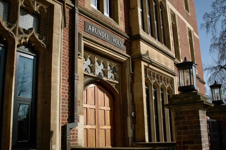 Arundel House in London