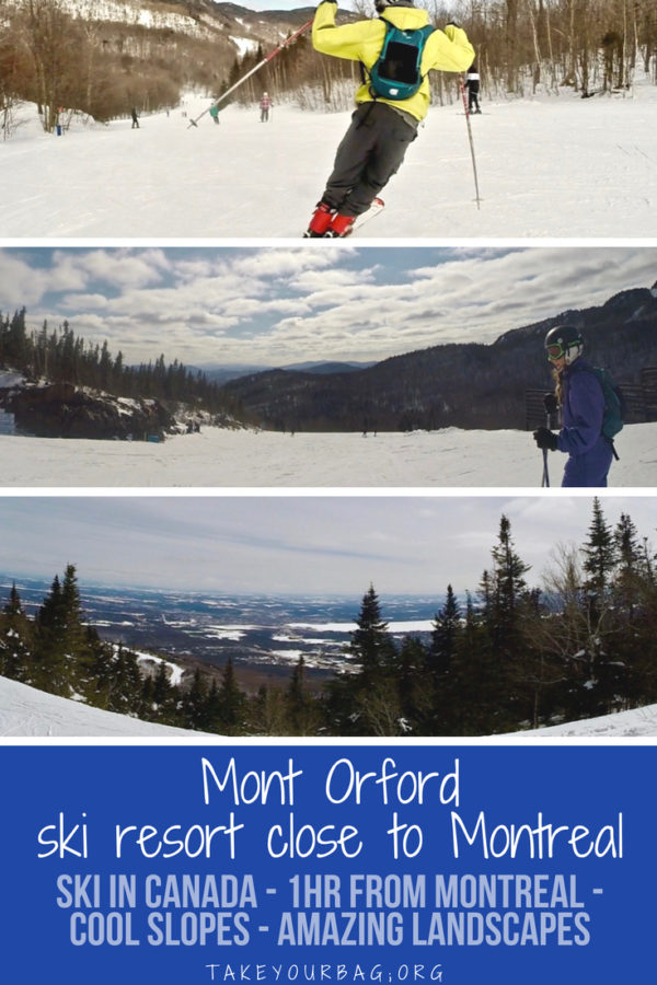 Ski at Mont Orford in Quebec (Canada) | Ski Quebec | Canada ski resorts east coast | Skiing in Montreal | Snowboard close to Montreal