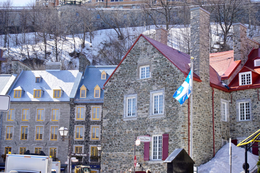 Houses of Old Québec