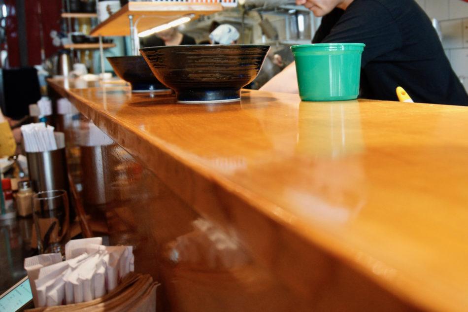 Tora Ya Ramen japanese restaurant in Québec city with vegan options