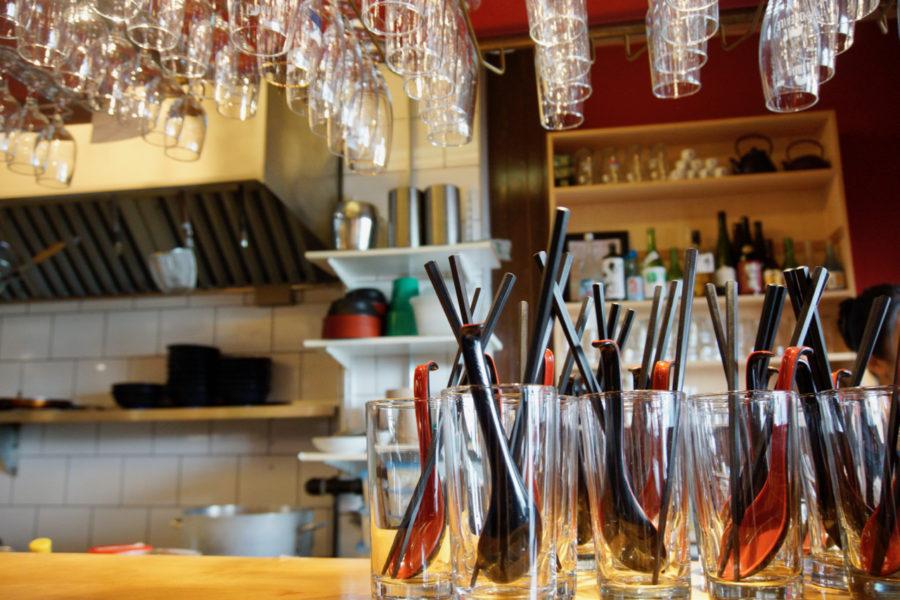 Tora Ya Ramen restaurant in Québec